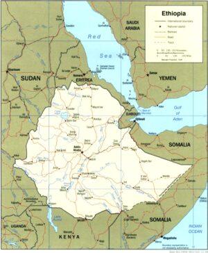 Ethiopia/Abyssinia