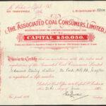 Associated coal consumers
