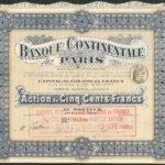 Banque Continentale de Paris