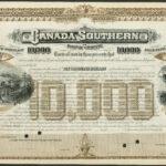 Canada Southern Railway Co 10000