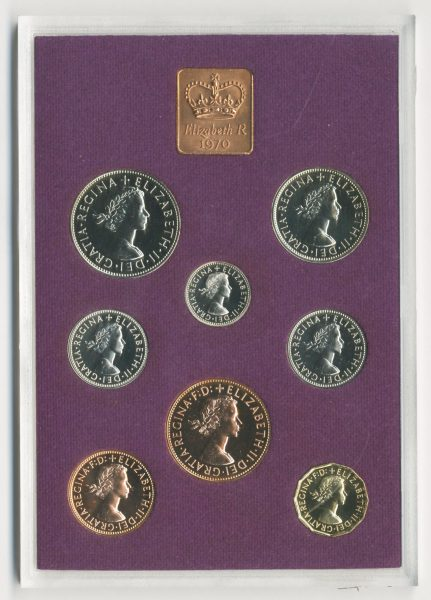 1970 proof set 1