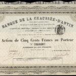 Banque de la Chaussee d'Antin