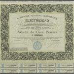 Cia Gen Madrilena Electricidad