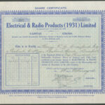 Electrical & Radio Products
