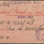 Standard Bank – Darling 19-