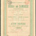 Beira au Zambeze