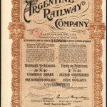 Argentine Railway ordinary