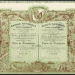 Banque Nationale de Saint Dominique