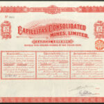 Capillitas Consolidated Mines