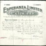 Esperanza Ltd