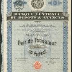 Banque centrale de Depots & Avances