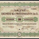 Austria-Denes-Friedmann-AG-100-schilling-share-1936-ex-BaDV-172420116640