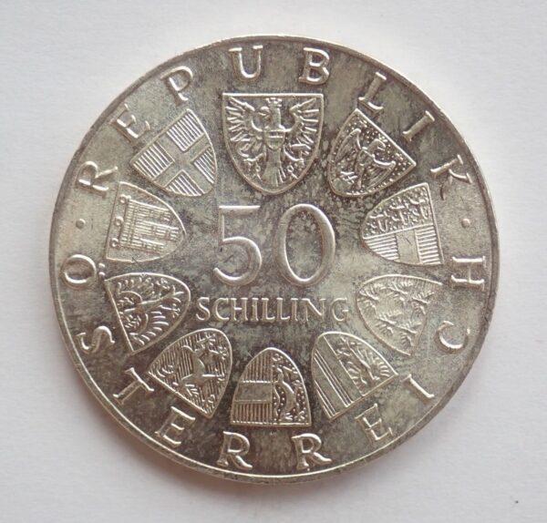 Austria-50-schilling-1973-birth-of-Theodor-Korner-in-1873-172835516171-2