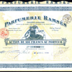 France-Parfumerie-Ramses-100-franc-share-Paris-1919-172030780031