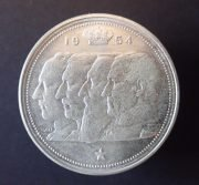 Belgium-Baudouin-100-francs-1954-AUNC-382144659265