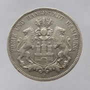 Germany-Hamburg-silver-5-marks-1900-abtVF-382023444035