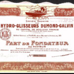 FRANCE-Hydro-Glisseurs-Dumond-Galvin-founders-share-1925-172258752976
