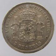 Spain-Alfonso-XII-silver-5-pesetas-1875-gVF-172671575669-2